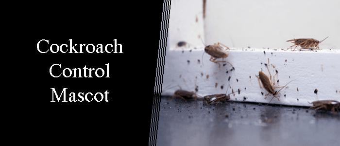 Cockroach Control Mascot